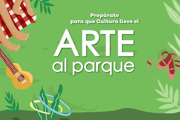 Convocatoria Arte al Parque 2021