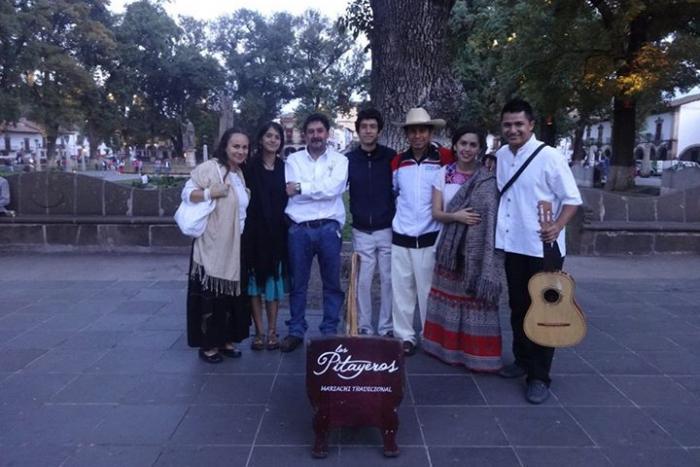 """Presentación Mariachi Tradicional """"Los Pitayeros"""""""