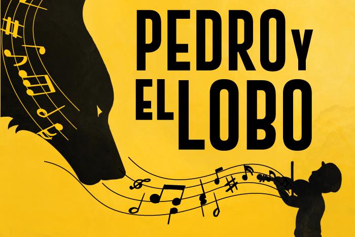 La Orquesta Típica del Estado de Jalisco presenta: Pedro y el Lobo