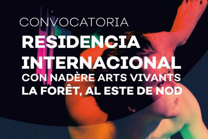 Resultados Residencia Internacional con Nadére Arts Viviants La Forét