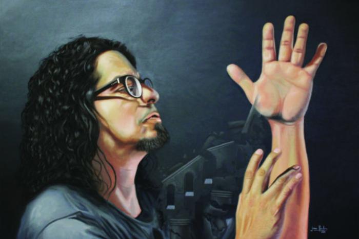 Exposición: El actor translúcido (de Juan Piedra)
