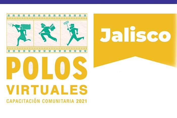Resultados de la Convocatoria Polos Virtuales Jalisco 2021
