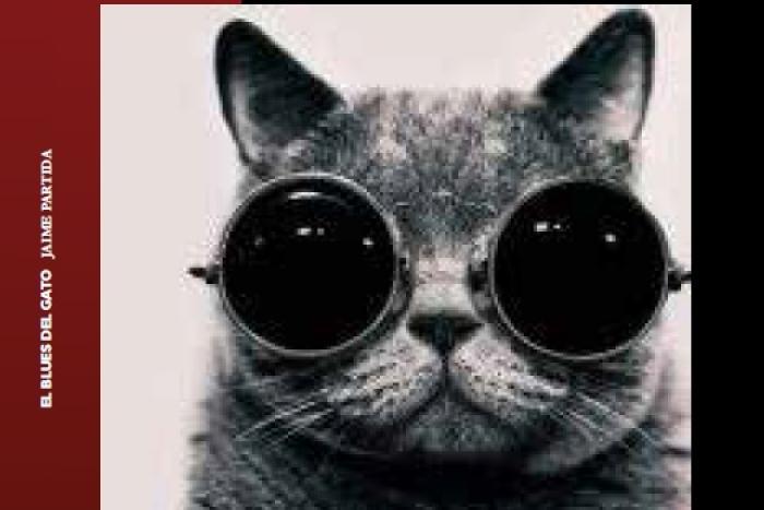 """Presentación del poemario """"El blues del gato"""""""