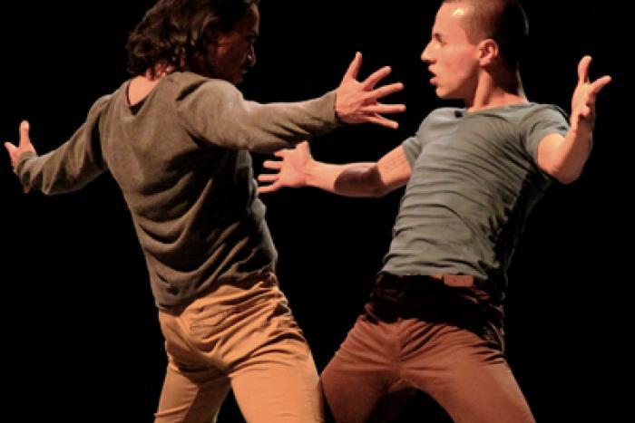 GROOVETHING - Colaboración XVI Festival de Danza Contemporánea Onésimo González