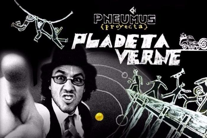 Pneumus Xll Aniversario proyecta: Planeta Verne