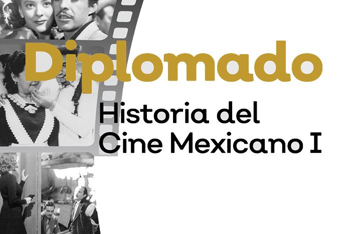 Becas para el Diplomado Historia del Cine Mexicano Curso I