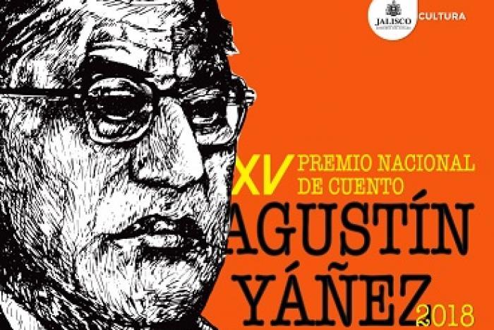 Ceremonia de entrega del Premio Nacional de Cuento Agustín Yáñez 2018 a Miguel Barquiarena