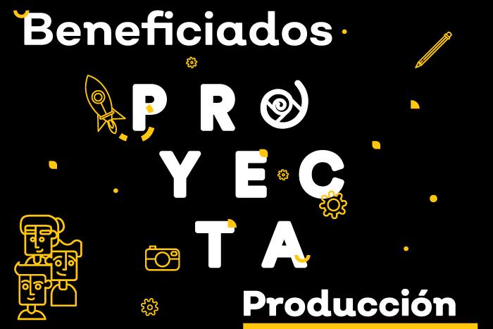 Resultados Proyecta Producción