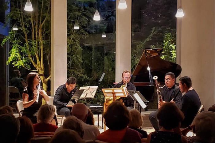 El Quinteto Iberoamericano presenta programa de Mozart y Beethoven en el ciclo Bemol