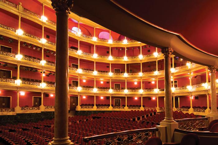 Visitas guiadas en el Teatro Degollado