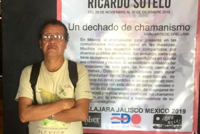 Reconocimiento a la Trayectoria de Ricardo Sotelo Flores