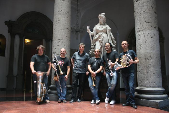 Comienza la Segunda Temporada de la OFJ con el quinteto Spanish Brass Luur Metalls
