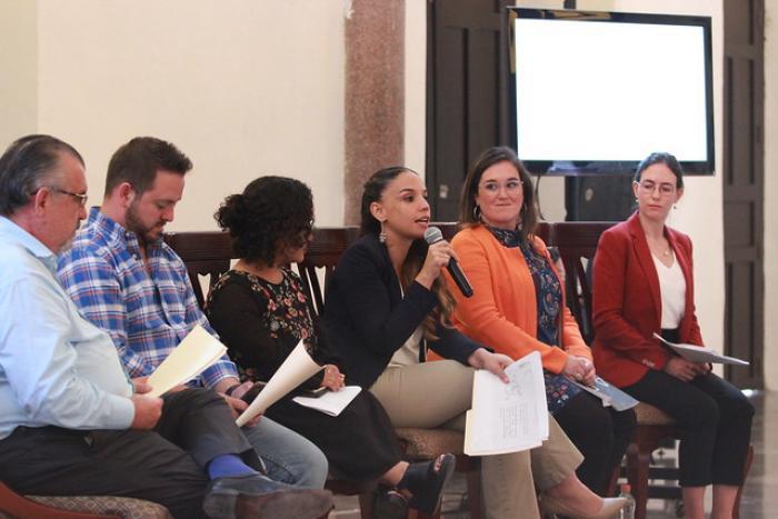 Crearán plataforma internacional de diálogo e intercambio para artistas con discapacidad