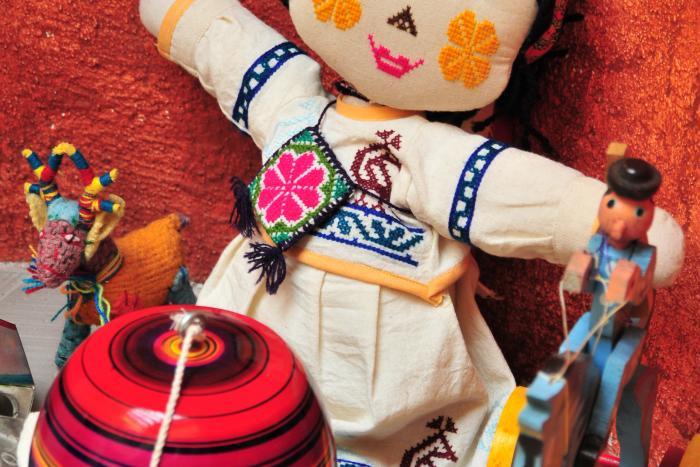 Llega a Jalostotitlán el color lúdico de la cultura mexicana