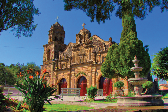 Ruta turística y cultural: Ruta Franciscana de Tlajomulco