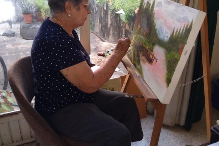 Reconocimiento a la Trayectoria de Ruth Borbón Ramírez