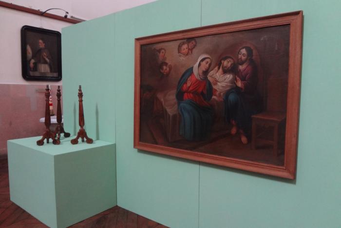 Suma dos nuevas piezas el Museo de Arte Sacro