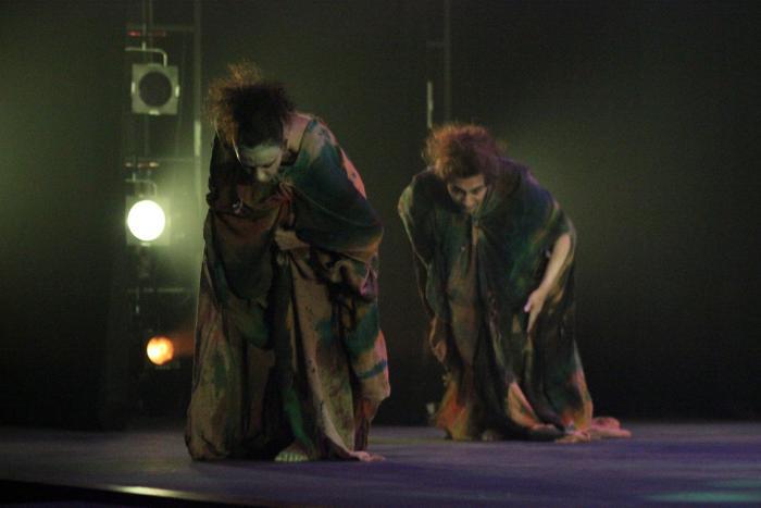 Continúa la fiesta de la danza contemporánea