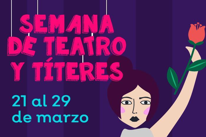 Semana de Teatro y Títeres