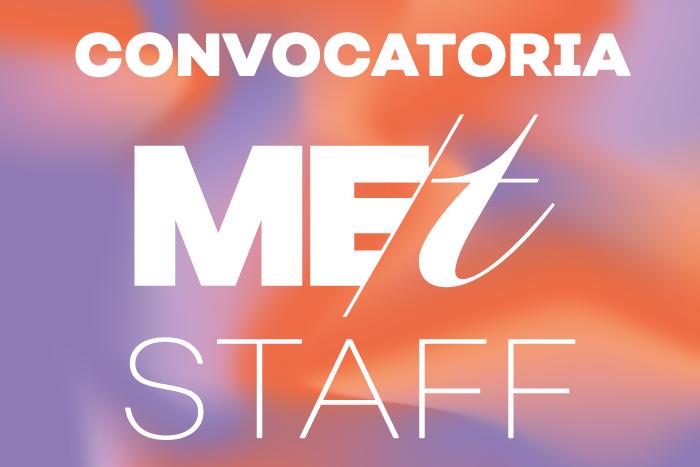 Convocatoria Staff Muestra Estatal de Teatro 2019