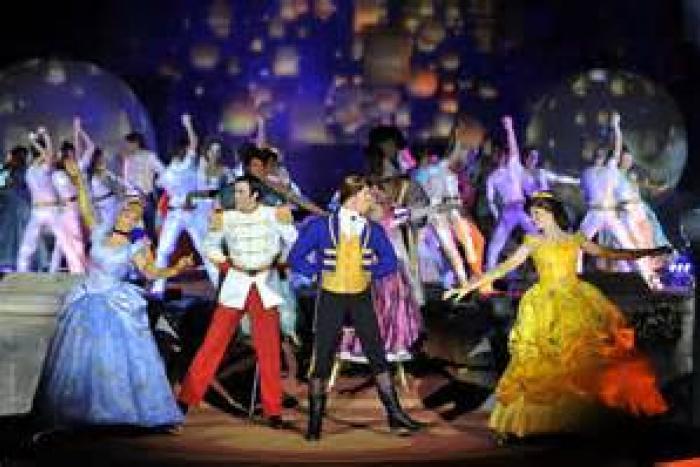 """Jueves de Danza """"Teatro Musical, Un  Sueño para Disney"""""""