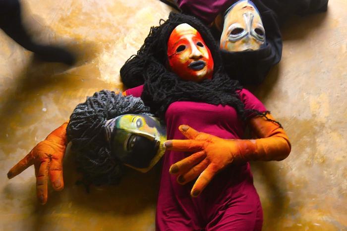 """La compañía de títeres La Coperacha presenta  """"El Señor de los Sueños"""" en el Teatro Degollado"""