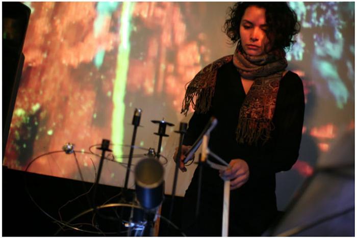 Taller Composición y experimentación de música acústica y electroacústica