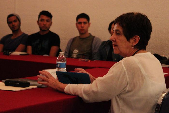 Inició el Taller de Dramaturgia dirigida a Niños y Jóvenes