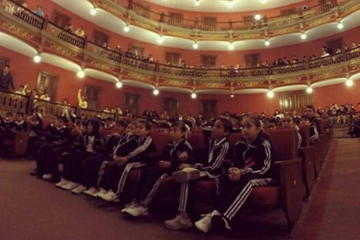 Funciones de Teatro Escolar
