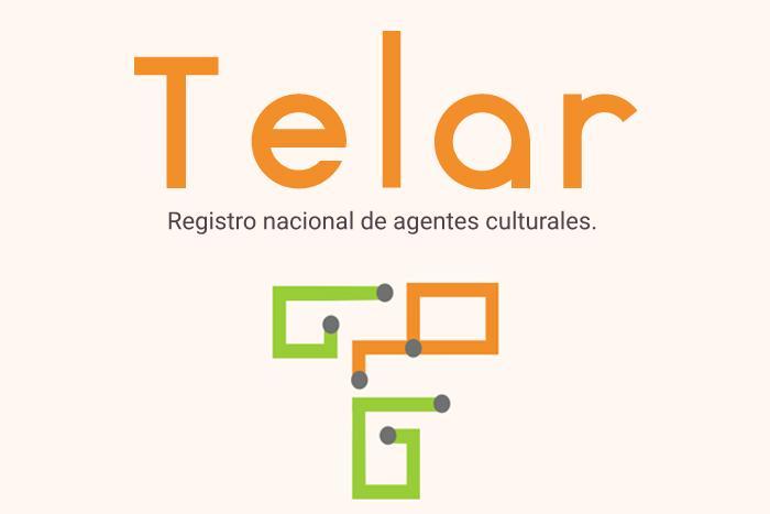 Plataforma Telar (Registro Nacional de Agentes Culturales)