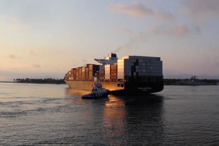 "Documental ""Tugboat Captain"""