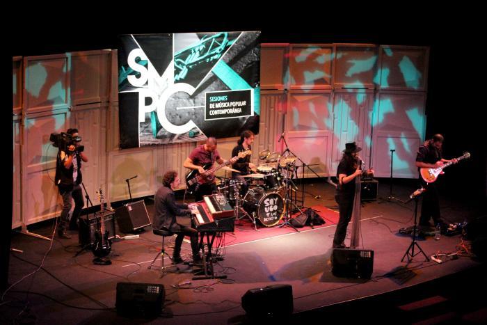 Sesiones de Música Popular Contemporánea - Vive el Arte