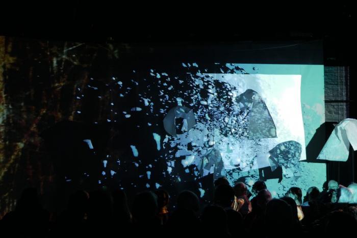 Presenta UnStumm diálogo entre sonido e imágenes  en movimiento