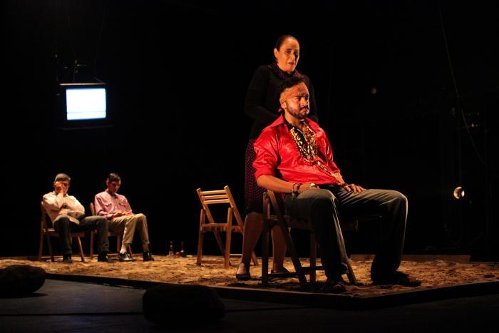 """Gana """"Viaje de tres"""" el premio a la mejor obra y la mejor dramaturgia en la MET 2013"""