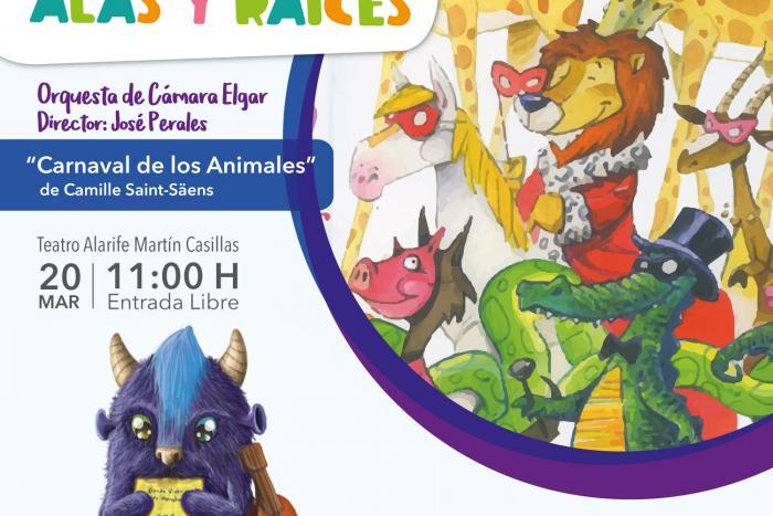 Concierto: El carnaval de los animales