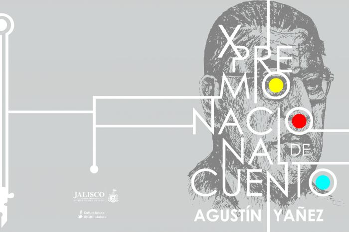 Abre convocatoria para el Premio Nacional de Cuento Agustín Yáñez