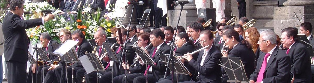Banda de Música del Estado.