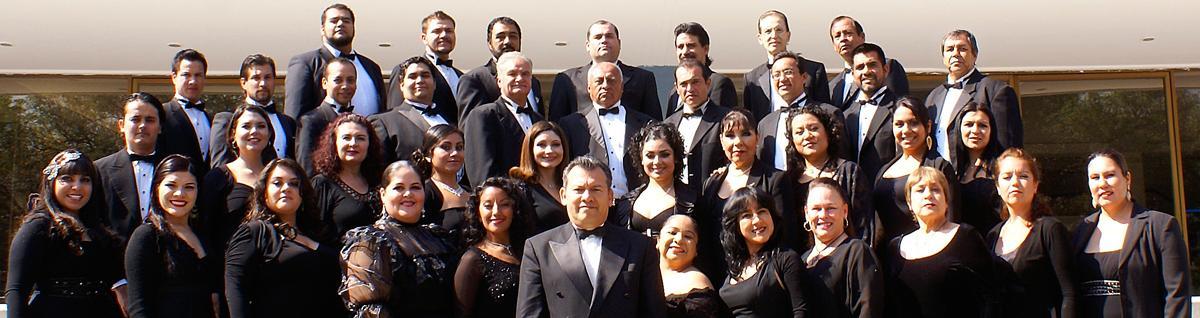 Coro del Estado de Jalisco.