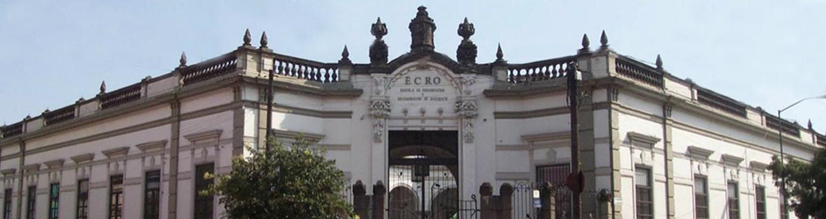 ECRO - Escuela de Conservación y Restauración de Occidente